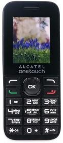 ALCATEL OT1066D Black