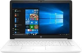 "HP 15-da0041ur N5000/4Gb/500Gb/15.6""/GF MX110 2GB/noDVD/WiFi/BT/Cam/Win10 Snow White (4GL36EA)"