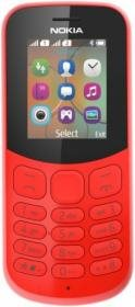 NOKIA 130 DS (2017) RED