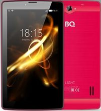"BQ 7083G Light 3G 7"" 1024x600/SC7731 4x1GHz/1Gb/8Gb/GPS/WiFi/BT/2400mAh/And.7.0/Red"