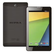 "SUPRA M74C 4G 7"" IPS 1024x768/SC9830 4x1.5GHz/512Mb/8GB/WiFi/BT/Cam/2-SIM/2000mAh/And5.1/Black"