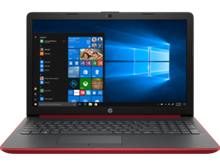 "HP 15-da0086ur i3-7020U/4GB/500GB/15.6"" FHD/MX110 2GB/Win10 Scarlet Red (4JS71EA)"