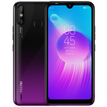TECNO Spark 4 Air Hillier Purple/фиолетовый