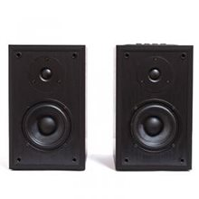 Dialog Blues AB-47B BLACK - акустические колонки 2.0, 2*18W RMS, Bluetooth, USB+SD reader