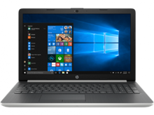 "HP 15-da0084ur i3-7020U/4GB/500GB/15.6"" FHD/MX110 2GB/Win10 Natural Silver (4JY54EA)"
