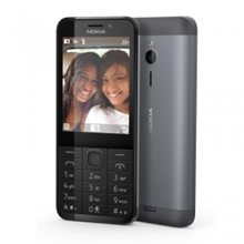 NOKIA 230 DS BLACK SILVER/GREY