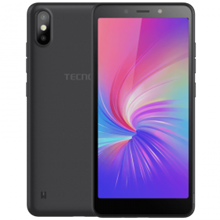 TECNO POP 2s Midnight Black/черный