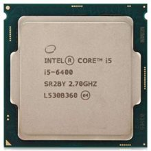 CPU INTEL S1151 Core i5 6400 Skylake OEM