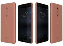 NOKIA 5 DS COPPER