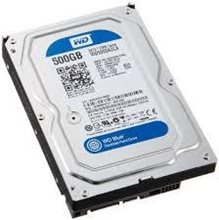 HDD WD 500Gb WD5000AZLX Blue, 32Mb, 7200rpm, SATA3(6Gb/s)