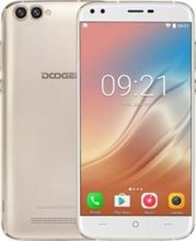 Doogee X30 (двойная камера , 3360 мАч) Gold