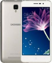 Doogee X10 (3360 мАч) Silver
