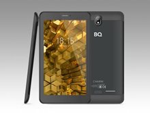 "BQ 7081G Charm 3G 7"" IPS 1024x600/MT8321M 4x1.3GHz/1Gb/8Gb/GPS/WiFi/BT/2650mAh/And.7.0/Black"