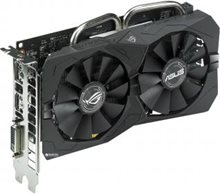 ASUS ATI RX 560 STRIX-RX560-4G-GAMING 4Gb 128bit DDR5 DVI-D/HDMI/DP RTL