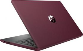 "HP 15-db0059ur AMD A6-9225/4Gb/500Gb/15.6""/DVDRW/WiFi/cam/BT/Win10 Maroon Burgundy (4KB30EA)"