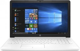 "HP 15-da0022ur N5000/4Gb/500Gb/15.6""/noDVD/WiFi/BT/Win10 Snow White (4GM27EA)"