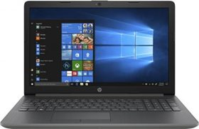 "HP 15-db0055ur AMD A6-9225/4Gb/500Gb/15.6""/noDVD/WiFi/cam/BT/Win10 Smoke Gray (4JW50EA)"