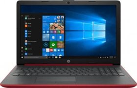 "HP 15-da0023ur N5000/4Gb/500Gb/15.6""/DVDRW/WiFi/BT/Win10 Scarlet Red (4GK52EA)"