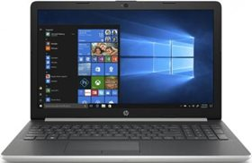 "HP 15-da0026ur N5000/4Gb/500Gb/15.6""/DVDRW/WiFi/BT/Win10 Natural Silver (4GK48EA)"